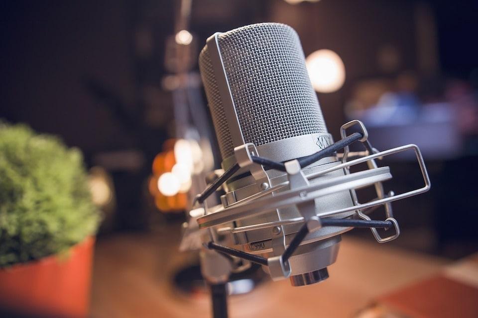 high quality microphone